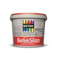 BETEK SILAN - фасадная силиконовая краска - 2,5LT