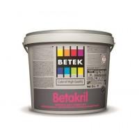 BETEK BETAKRIL - акриловая фасадная краска - 15л