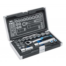 HOEGERT TECHNIK - ключ динаметрический (набор), 18 шт.