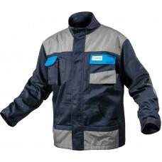 HOEGERT Куртка рабочая темно-синяя