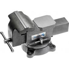 HOEGERT Тиски слесарные поворотные 125 мм