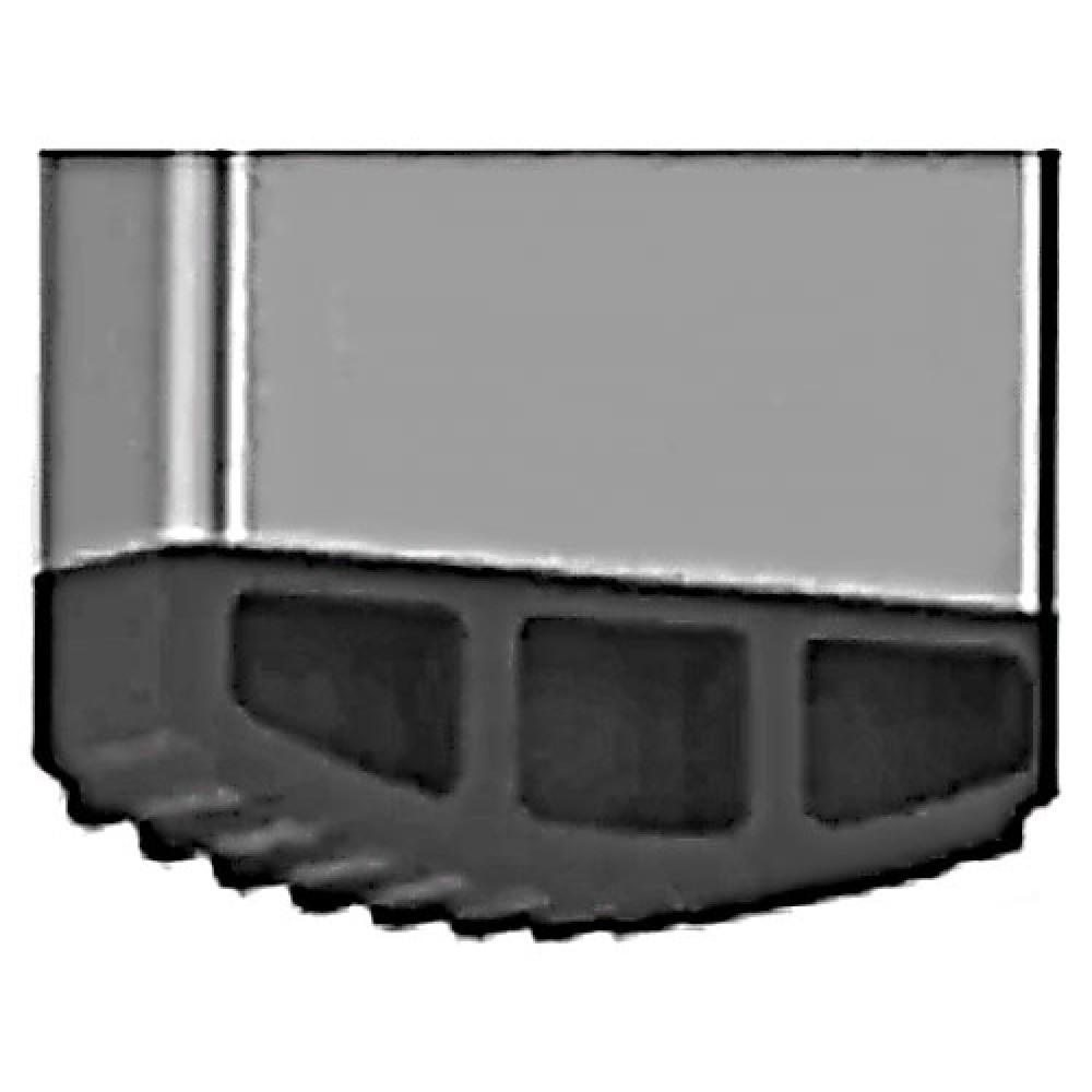 Башмак тетивы черный 50*20 (NV311, NV315, NV511, NV515, NV312, NV512, NV319, NV519, NV121 до9, NV122 до9, NV123 до9)