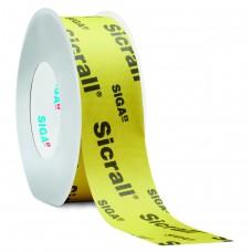 SIGA Sicrall - клейкая лента для изоляции перехлёстов пленок и мембран - 60мм×40м