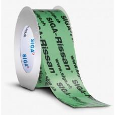 SIGA Rissan  - клейкая лента для изоляции и уплотнения круговых врезок - 60мм×25м