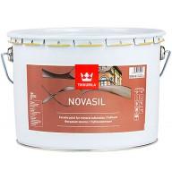 Tikkurila Novasil - акрилатная краска для наружных работ - 9.0л