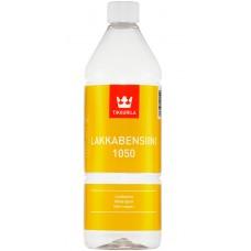 Tikkurila Lakkabensiini 1050  - уайт-спирит растворитель - 1,0л