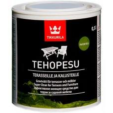 Tikkurila Tehopesu - эффективное моющее средство - 0,5л