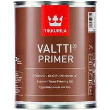 Tikkurila Valtti Primer  - грунтовка для дерева - 0,9л