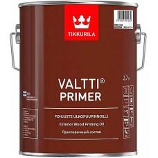 Tikkurila Valtti Primer  - грунтовка для дерева - 2,7л