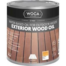 WOCA Exterior Wood Oil - террасное масло на водной основе - 0,75л