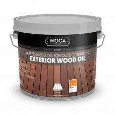 WOCA Exterior Wood Oil - террасное масло на водной основе - 2,5 л