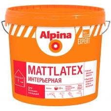 Alpina EXPERT Mattlatex - краска для стен и потолков - 10л (15,0кг)