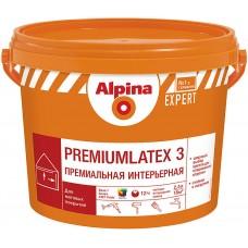 Alpina EXPERT Premiumlatex 3 - краска для стен и потолков - 10л (16,4 кг)