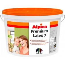 Alpina EXPERT Premiumlatex 7 - краска для стен и потолков - 10л (14,4 кг)