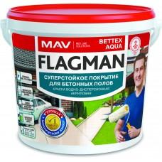 MAV FLAGMAN BETTEX AQUA - краска для бетонных полов