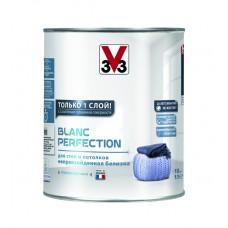 V33  Blanc Perfection - краска для стен и потолков - 1,0 л