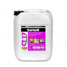 Ceresit СТ 17 SuperGrunt - бесцветная грунтовка
