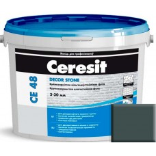 Ceresit CE 48 - композиция для заполнения швов, стальной 111 - 5,0 кг.