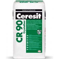 Ceresit CR 90 кристаллизирующееся гидроизоляционное покрытие - 25,0 кг