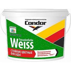 Condor Fassadenfarbe-Weiss - акриловая краска для наружных и внутренних работ - 15 кг.