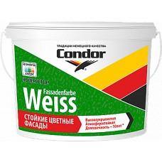 Condor Fassadenfarbe-Weiss - акриловая краска для наружных и внутренних работ - 7,5 кг.