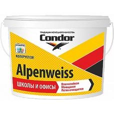 Condor Alpenweiss - краска для стен и потолков - 15 кг.