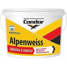 Condor Alpenweiss - краска для стен и потолков - 22,5 кг.