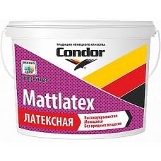Condor Mattlatex - краска для стен и потолков - 15кг.
