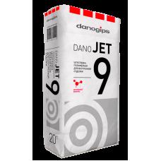 DANOGIPS DANO JET 9 - полимерная шпатлёвка - 20,0 кг