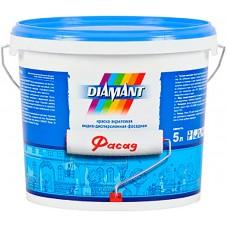 Diamant Фасад - акриловая краска для наружных и внутренних работ - 10л.