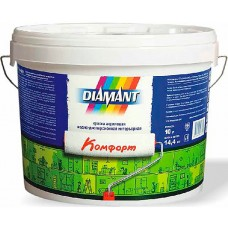 Diamant Комфорт - краска для стен и потолков - 10л.
