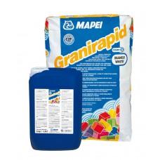 MAPEI GRANIRAPID - двухкомпонентный клей для плитки - 30,5 кг