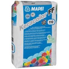 MAPEI KERACOLOR SF - затирка для плиточных швов до 4 мм - №100 (белый), 22 кг