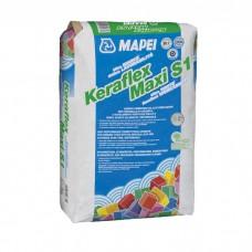 MAPEI KERAFLEX MAXI S1 -  эластичный клей для плитки - 25,0 кг