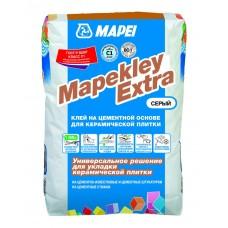 MAPEI MAPEKLEY Extra - клей для плитки (серый) - 25,0 кг
