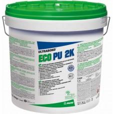 Mapei Ultrabond Eco PU 2K - двухкомпонентный полиуретановый клей - 10 кг.