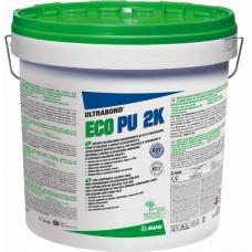 Mapei Ultrabond Eco PU 2K - двухкомпонентный полиуретановый клей - 5 кг.