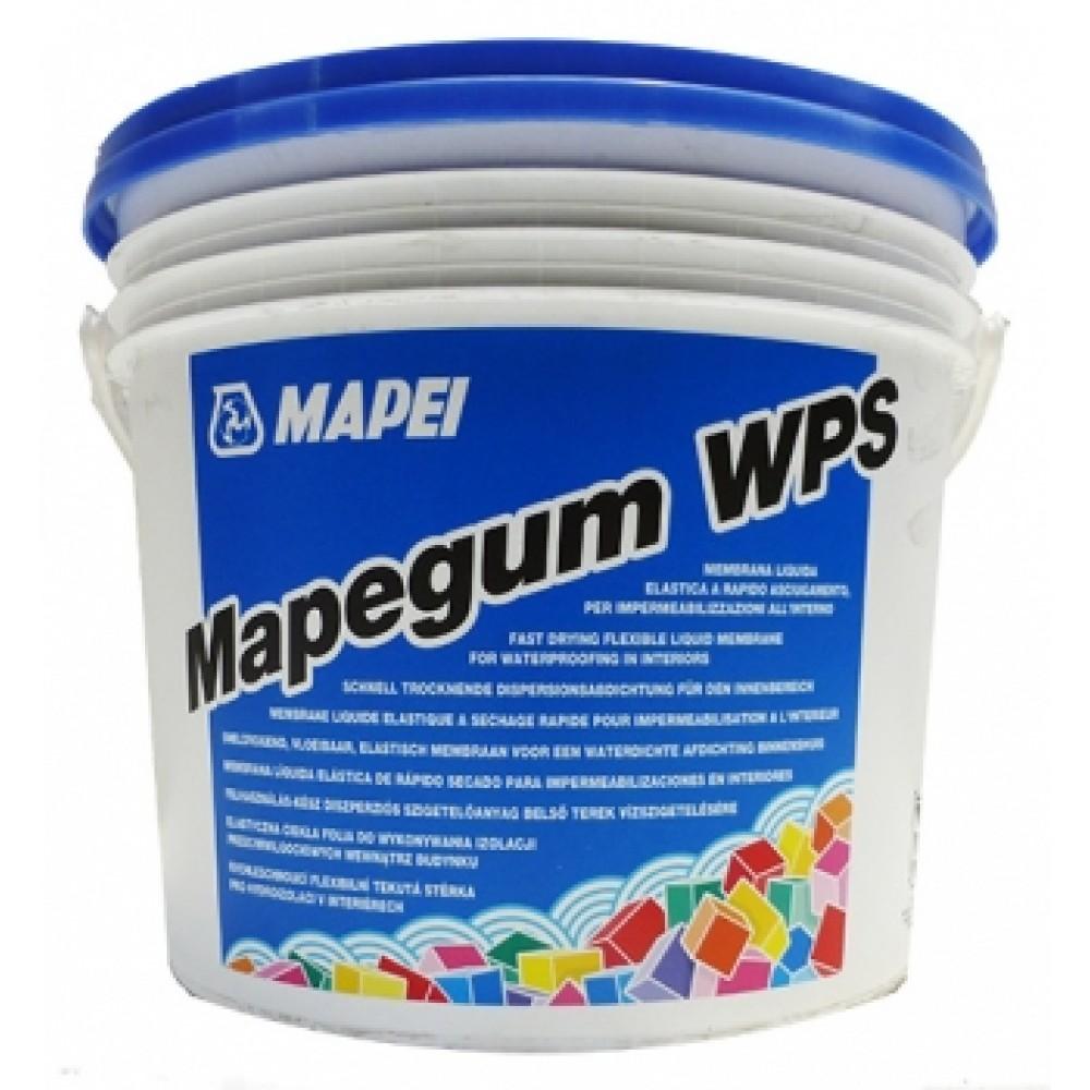 MAPEI MAPEGUM WPS - гидроизоляционная мембрана