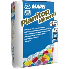 Mapei Planitop Mineral - декоративная фасадная штукатурка - 25,0 кг