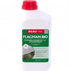 MAV FLAGMAN BIO грунтовка антиплесневая 1,0 л (1,0 кг)