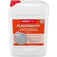 MAV FLAGMAN 011 грунтовка-концентрат 1л (1,0 кг)