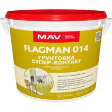 MAV FLAGMAN 014 - грунтовка адгезионная - 11л (13,0 кг)