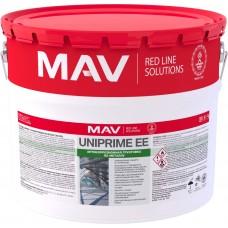 MAV UNIPRIME EE (ЭФ-0593) - антикоррозионная грунтовка по металлу (красно-коричневая) - 10л (10,0 кг)
