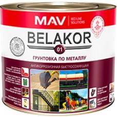 MAV Belakor 01 - грунт антикоррозионный (серый)