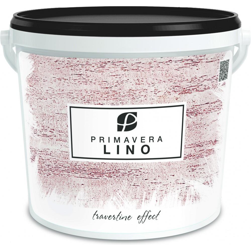 Primavera LINO - декоративная штукатурка - 5л (6,5 кг)