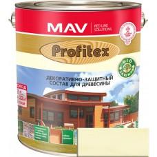 PROFITEX  - защитно-декоративный состав для древесины / Бесцветный /   - 10л (8,0кг)