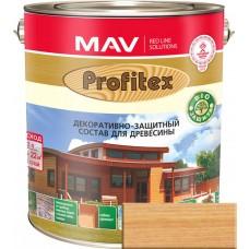 Mav PROFITEX защитно-декоративный cостав для древесины Грецкий орех - 1,0 л. (0,7 кг)