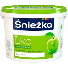 Sniezka EKO РП - краска для стен и потолков - 10л.