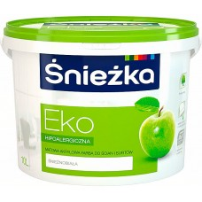 Sniezka EKO РБ - краска для стен и потолков - 10л.