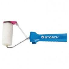 STORCH Farbtrenn-Roller - валик для окантовки - 10 см, мех 12 мм с пластиковой защитой